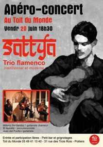 apero concert 20 juin