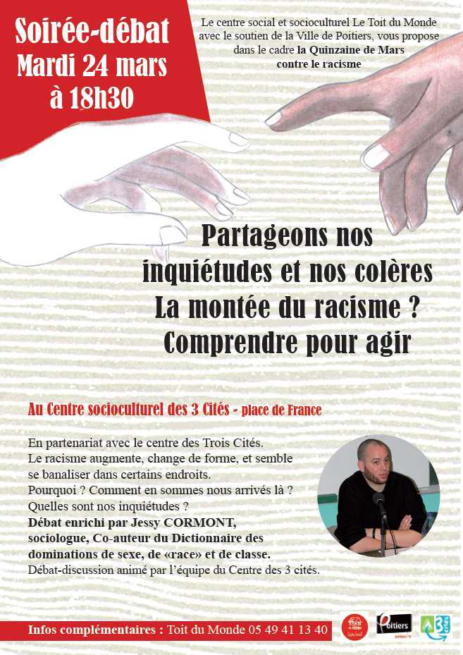 conference racisme
