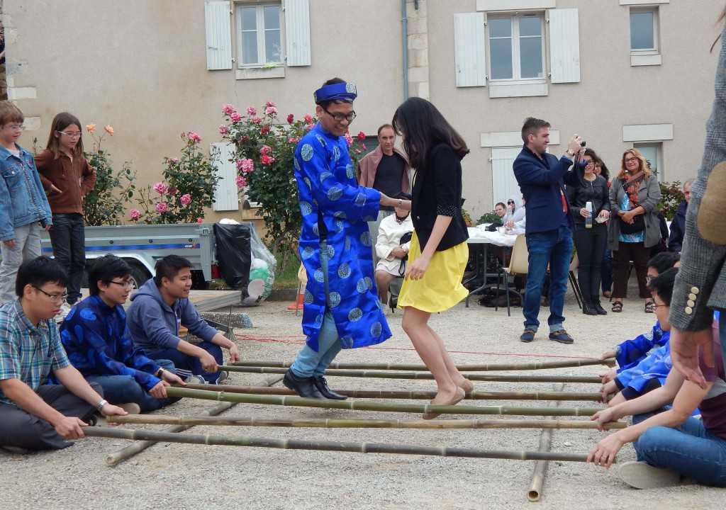 danse du bambou