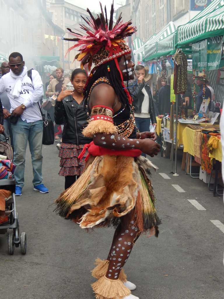 guerrier congolais