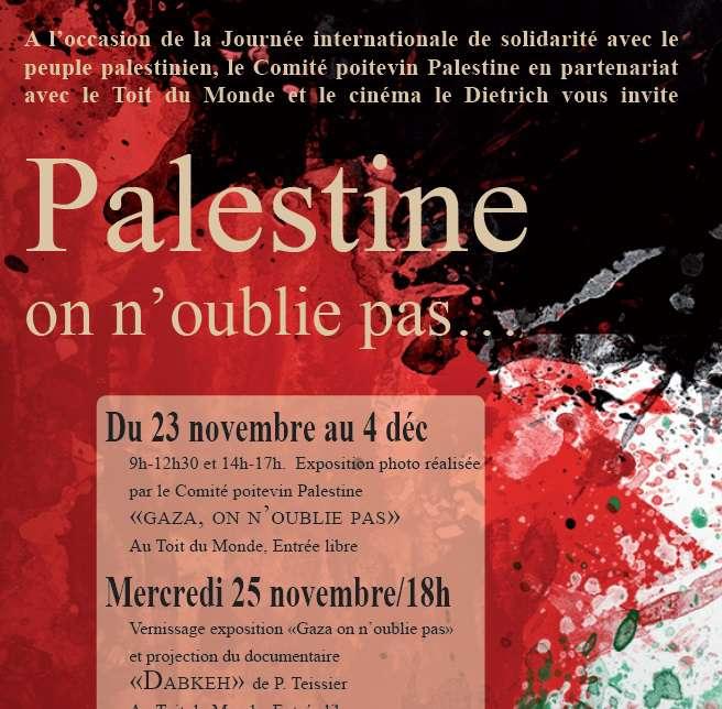 palestine nov 2015