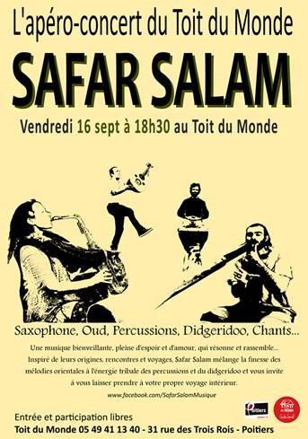 Safar Salam